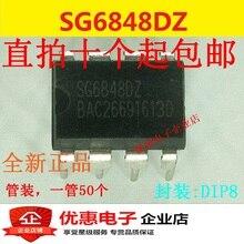 IC DIP-8 kit 10 pièces   Nouvelle source LCD SG6848DZ1 SG6848D