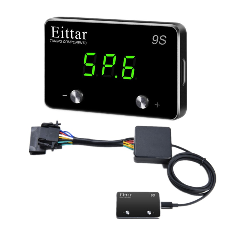 Auto acelerador electrónico intensificador para Pedal de acelerador de coche Pedal coche del Comandante estilo para NISSAN SKYLINE V36 2006,11 +