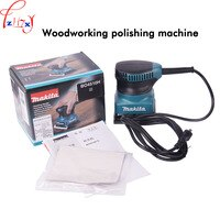 Desktop electric woodworking polishing machine BO4510H sanding machine furniture wood paint flat polishing machine 220V 1PC