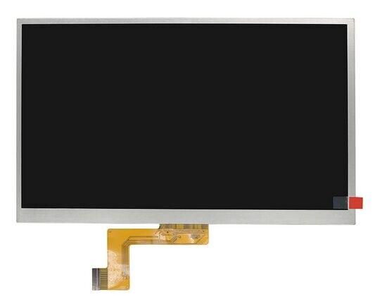 "Para 10.1 ""irbis tz100 irbis tz 100 tablet display lcd matriz interna painel de tela lcd frete grátis"