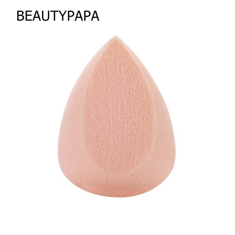Beautypapa Sakura color cosmético Puff Beauty polvo esponja de maquillaje suave mezcla cara líquida crema de base