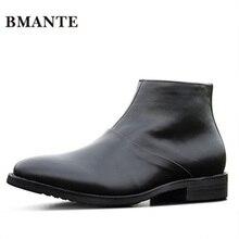 Décontracté chaussures à lacets Business printemps chaussures noires nouveaux hommes chaussures en cuir véritable chaussures de luxe formateurs été hommes adultes chaussures à glissière