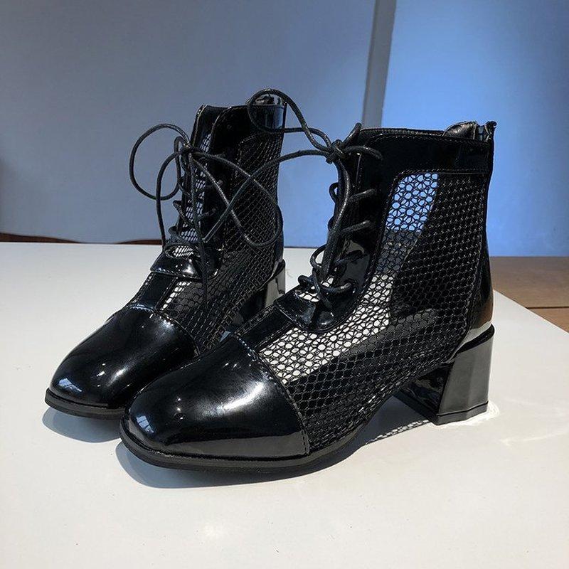 2019 Spring Autumn New Sandals Women's Pumps High Heel Luxury Shoes Women Designers Platform Heels S
