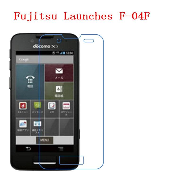 (2-Pack) Für Fujitsu Startet F-04F Carbon Fiber 9 H Plexiglas Screen Protector