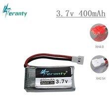 3.7V 400mah Lipo Batterie Pour SYMA X15 X5A-1 X15C X15W H31 X4 H107 KY101 E33C E33 U816A V252 H6C RC quadrirotor Pièces De Rechange