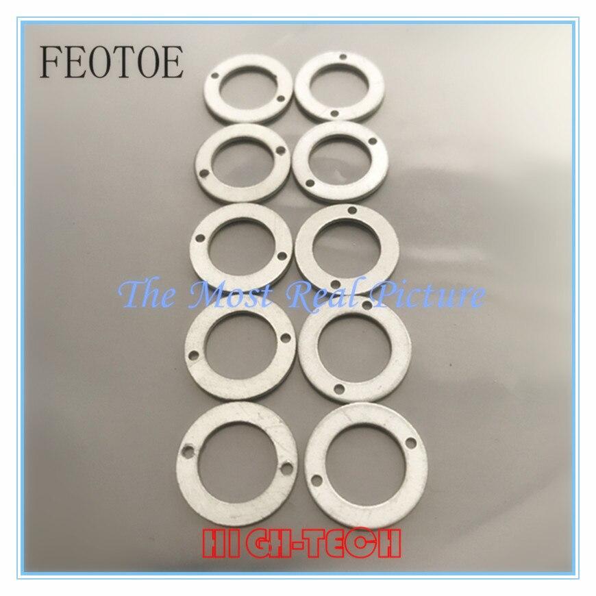 Arruela de alumínio para o conjunto do injetor do motor diesel 4d56 (dois furos)