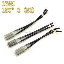 10 PZ 17 17AM037A5 Dispositivo di Protezione Termica del Motore 150 Gradi Normalmente Chiuso (NC) Termostato KLIXON Controllo della Temperatura interruttore