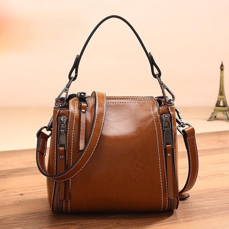 2019 sacs à main de luxe femmes sacs concepteur en cuir véritable épaule été sac femme bandoulière fille sac de messager pour Bolsa petit