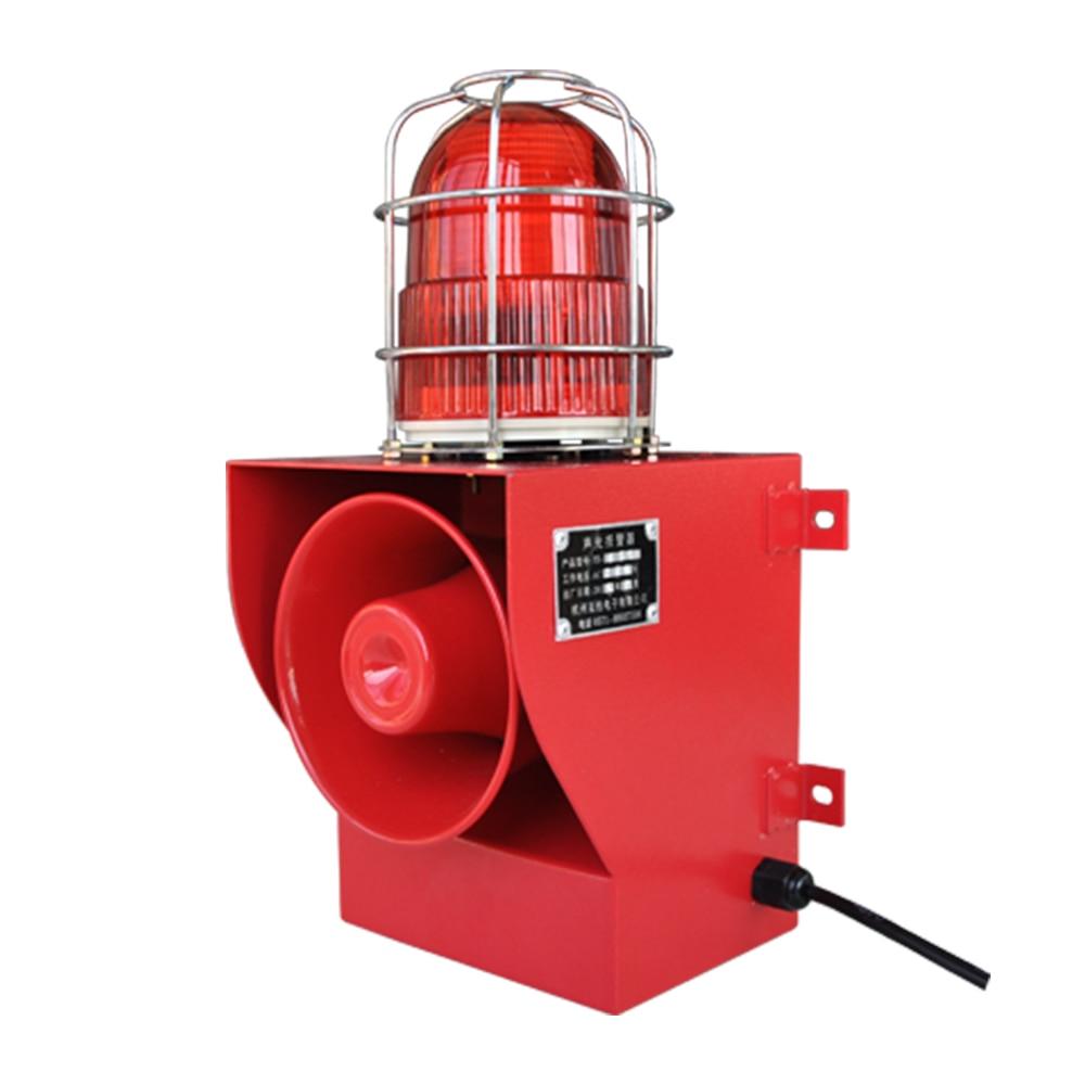 YS-05G Waterproof IP65 Industrial Alarm Siren Suitable For Port And Wet Environment