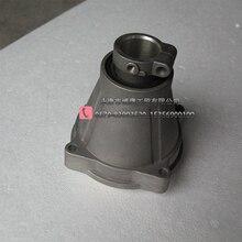 Plaque de connexion carrée de 28mm pour débroussailleuse 43cc 33cc 52cc