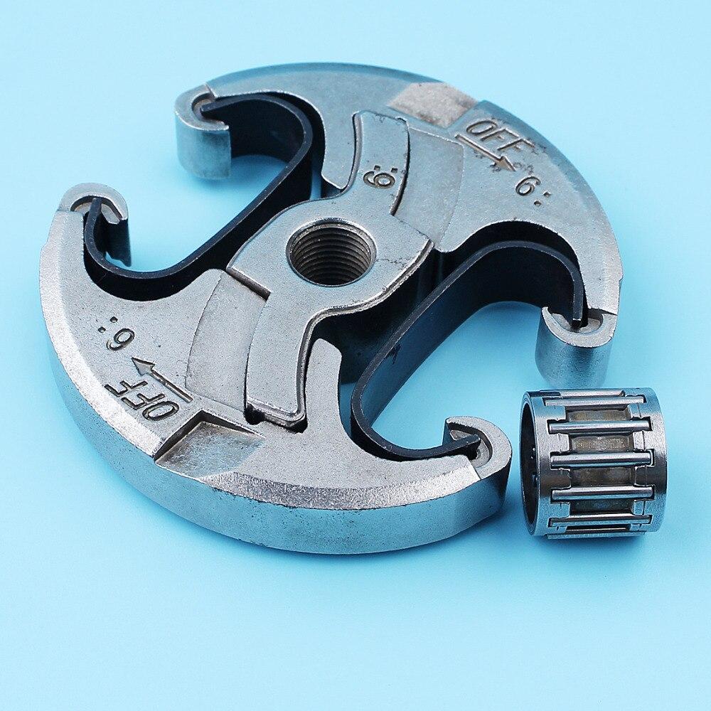 Embrague rodamiento de agujas para Husqvarna 445, 450, 455, 460, 455 ranchero 445E 450E 455E motosierra #537110503 de 537110501 de 503815901