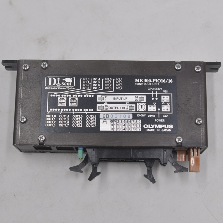 OLYMPUS  MK300-PIO16/16  16IN/16OUT UNIT Motor driver
