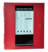 Fire Alarm System CJ-F1008 8 Zones Conventional Fire Alarm Control Panel- 8 Zone, 2 Sound Output