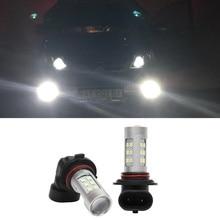 2x 9006 HB4 LED Fog Light Daytime Running DRL Bulbs White For Lexus GS RX 300 330 LS460 IS250 LS600h ES350 2006 2010 2013 2014