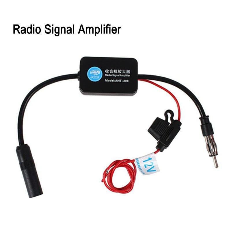 Amplificateur de Signal Radio   Antenne de voiture de 12V