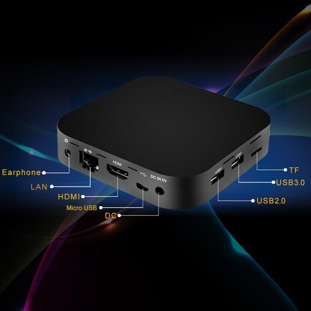 W8 Pro Mini PC T8 Mini Computer Intel Atom X5-Z8350 Quad Core 2G 32G/4G 32G/4G 64G Win10 2.4G WIFI BT USB 3.0  Pocket PC 4
