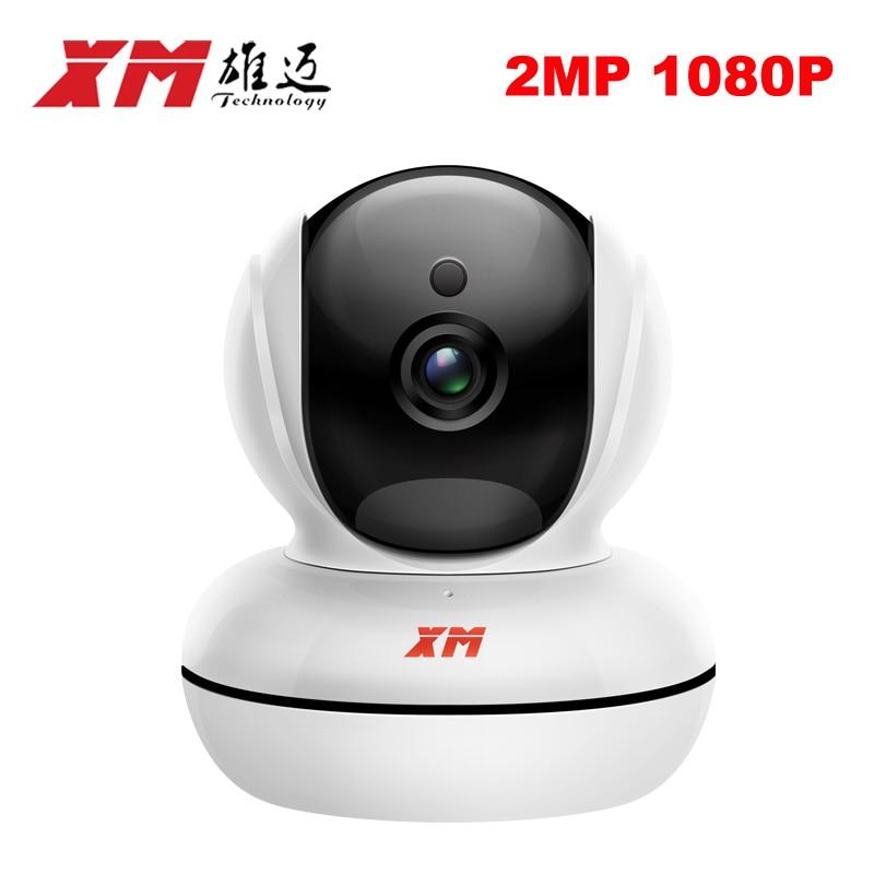 Electrónica bebé 1080P cámara inalámbrica de Monitor de bebé con cámara IP video ir niñera electrónica de audio por WiFi monitores Micro SD