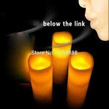 TAKAGISM-accessoire de jeu salle de sortie   Accessoires de jeu, accessoire de jeu, bougies soufflées ou up sur ordre, capteur de coup, lampes pour ouvrir la porte