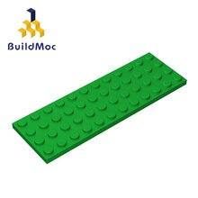 Construcdmoc Compatible pour lego 3029 4x12 pour blocs de construction pièces logo bricolage éducatif créatif cadeau jouets