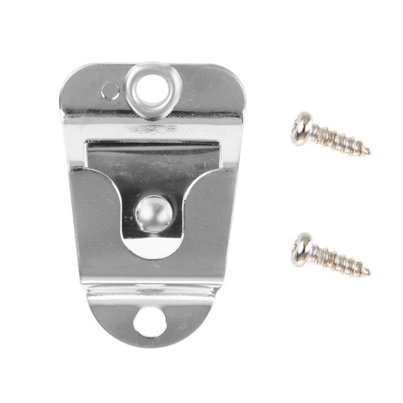 New Microphone Holder Clip Hook for Motorola Kenwood Radio GM300/950/3688/3188