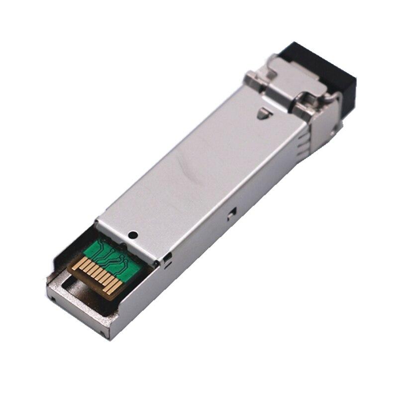 Gigabit Fiber Optic SFP Transceiver Module 1000Base-SX MMF 850nm 550m 1.25G SFP Module SX for GLC-SX-MM SFP Transceiver Module enlarge
