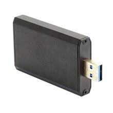 Mini PCI-E mSATA vers USB 3.0 carte de convecteur adaptateur PCBA SSD externe avec boîtier