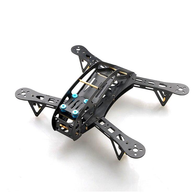 F14702 WASP280 280mm de fibra de vidrio Kit de Marco RC quadcopter DIY para FPV drone RC UAV 808 Cámara 280 Alien across