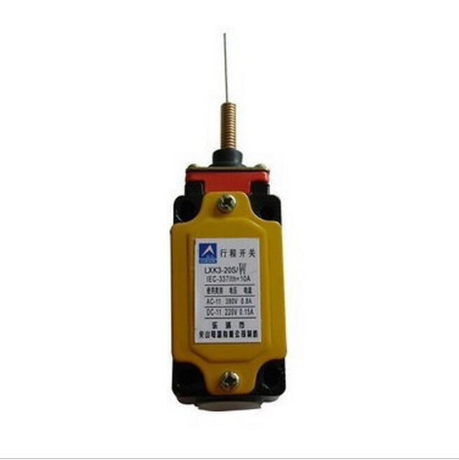 Interruptor de límite de la serie LXK3 LXK3-20S/W LXK3-20SW momentáneo