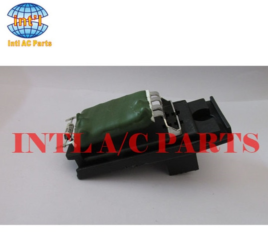 1311115 XS4H18B647AA XS4H-18B647-AA24 de ventilador a Motor para calefactor resistencia reostato para Ford Focus/KA/Fiesta/Mondeo/Puma/cougar