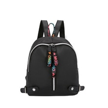 031519 new hot lady girl small nylon travel backpack