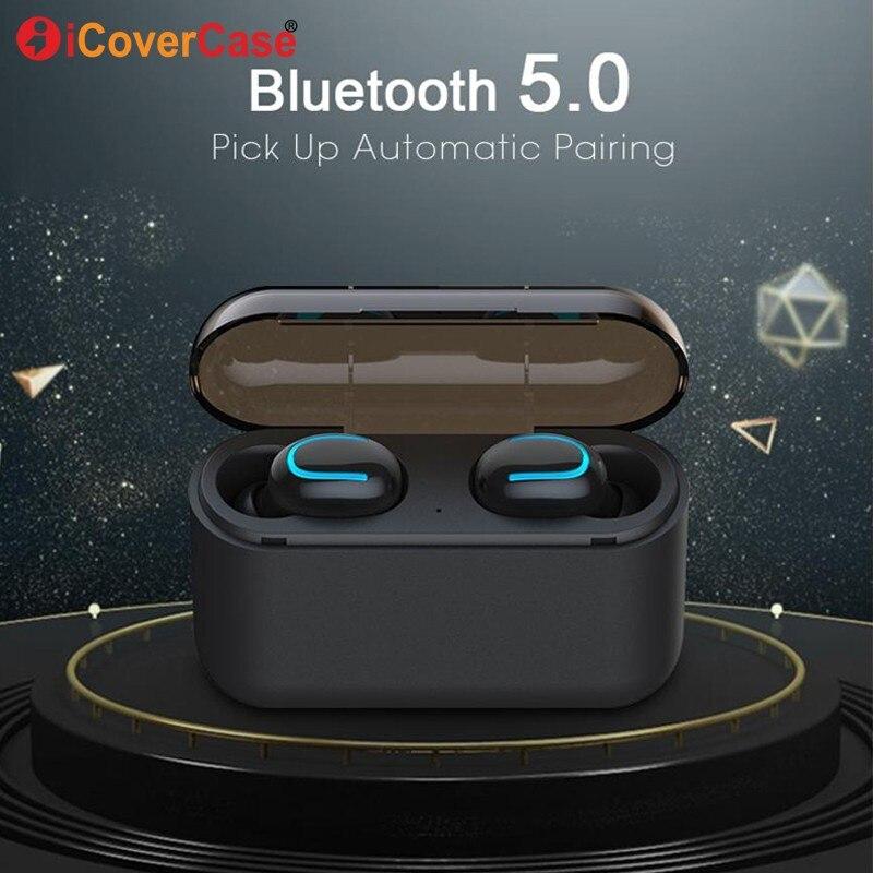 Auriculares Bluetooth de graves pesados con caja de carga auriculares inalámbricos con mi c para Xiaomi mi 9 A2 Lite A1 8 Lite mi 8 SE F1 5S Plus