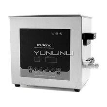2L Machine de nettoyage à ultrasons 50 W lunettes industrielles Machine de nettoyage de bijoux Ultrasonido GT SONGIC-D2