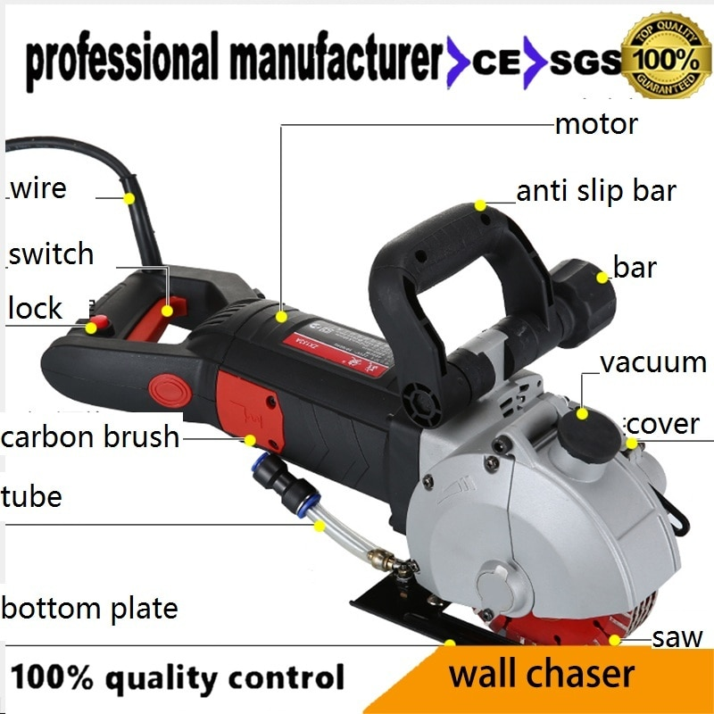 4800w أفضل جودة الجدار المطارد أدوات للمنزل الديكور في سعر جيد و تسليم سريع