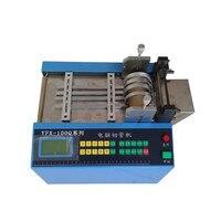 (Ordinary Version) YFX-100Q Computer Tube Cutting Machine Microcomputer Automatic Pipe Cutting Machine 220V/110V 350W 0-100mm