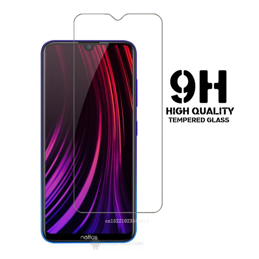 9H 2.5D 0.26mm Tempered Glass For TP-LINK NEFFOS X20 PRO Film 9H Explosion-proof Front LCD Screen Protector For NEFFOS X20