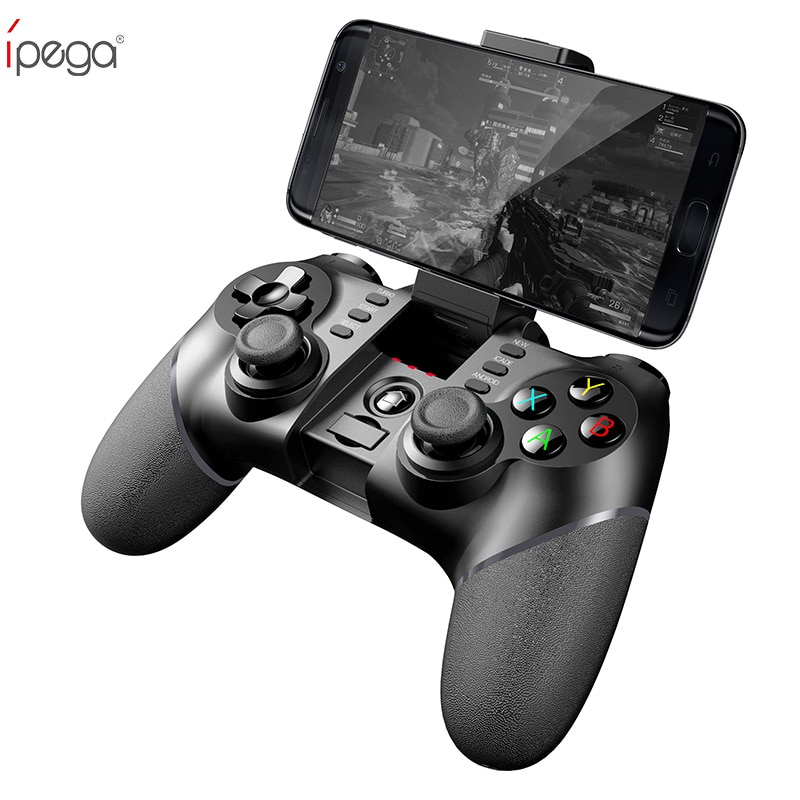 ipega pg-9076 For Android iphone 7 8 X plus gamepad joysticker ps3 console ipega 9076 Controller Wireless Bluetooth Handle 2.4G