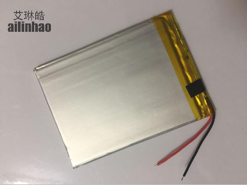 Ailinhao batería Universal para RoverPad cielo S7 3G/texet tm-7043xd TM-7024 Tablet batería interna de 3000 mah 3,7 V polímero Li-ion