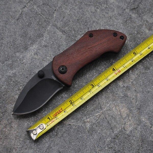 2 шт./лот, SDIYABEIZ открытый 5Cr13 лезвие мини карманный складной охотничий нож тактические ножи для выживания 440C Лезвие сталь деревянная ручка