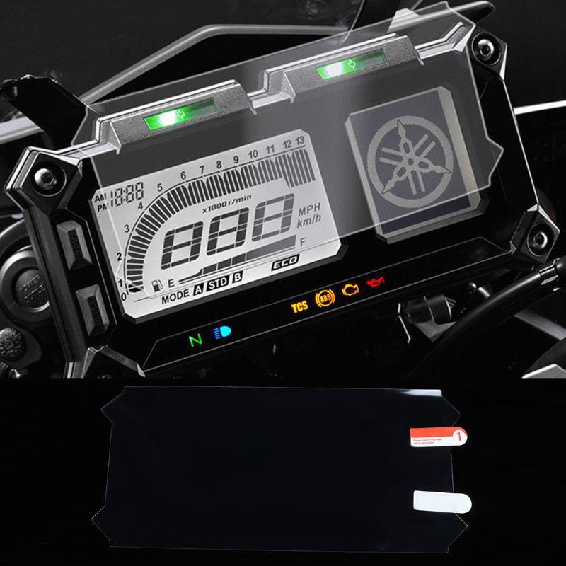 2 Set Cluster Scratch Cluster Screen Protection Film Protector Sticker For Yamaha MT-09 FJ/MT 09 MT09 TRACER FJ-09 SUPER TENERE