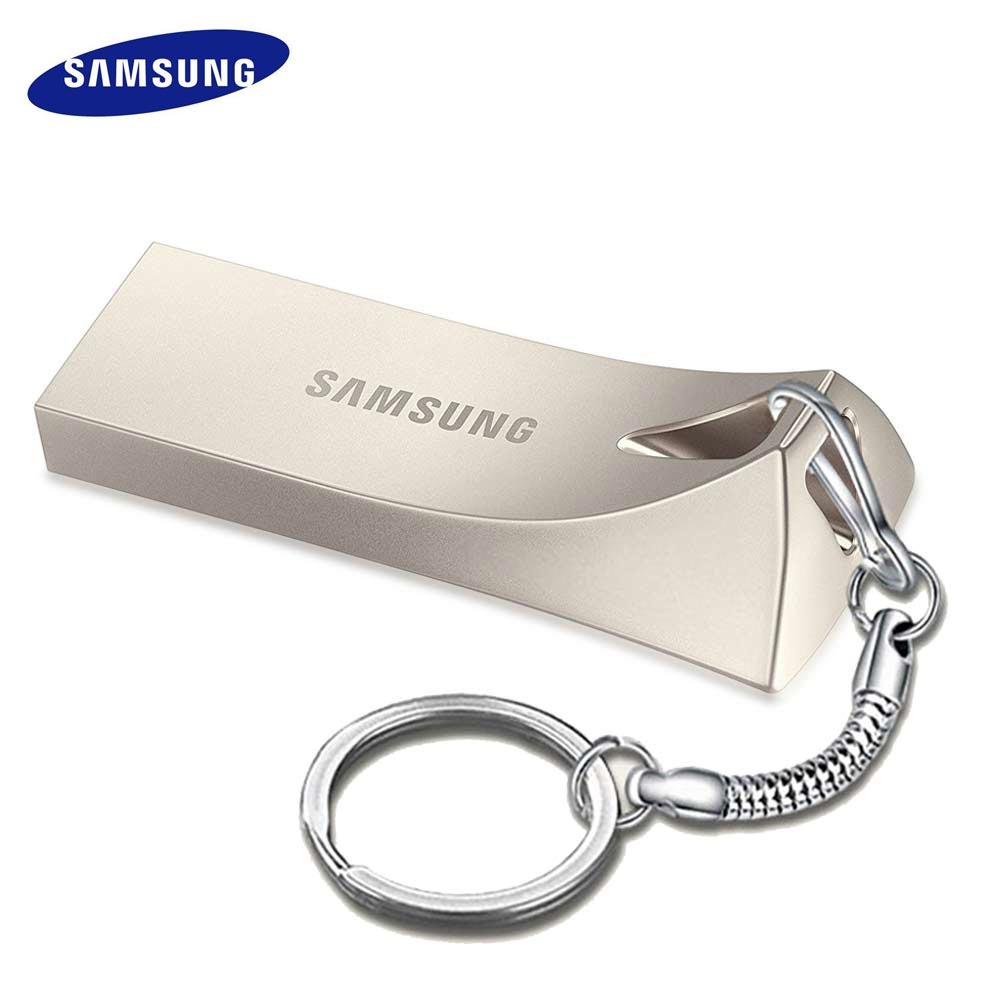 Samsung Cle-unidad de memoria usb 3,0, Pendrive de usb metálico con logotipo...