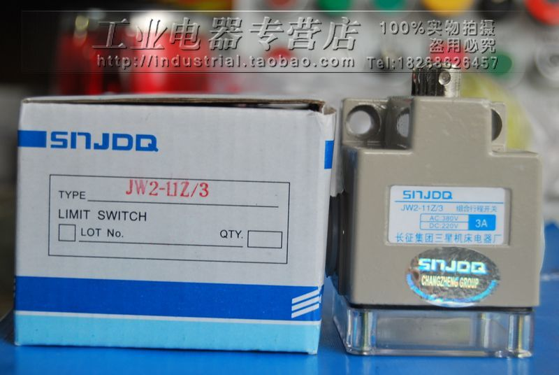 Interruptor de carrera de corte de línea JW2-11Z/3 JW2-11AZ/3