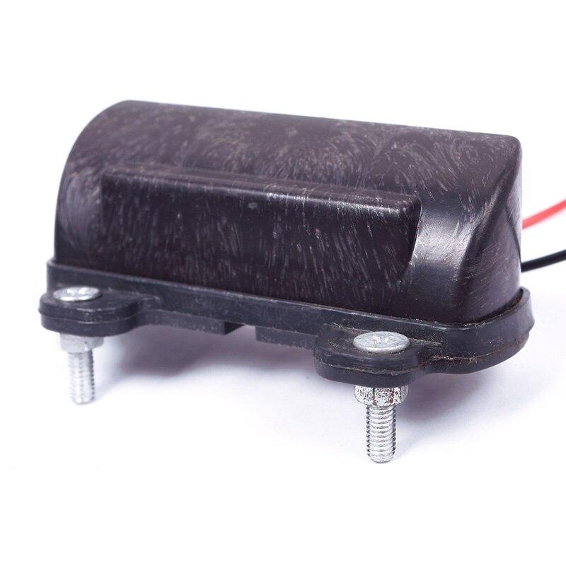 Bostar Hoge Kwaliteit Handig Duurzaam 12V Led Nummer Kentekenplaatverlichting Achterlichten Lamp Voor Camper Truck Trailer Vrachtwagen #63588