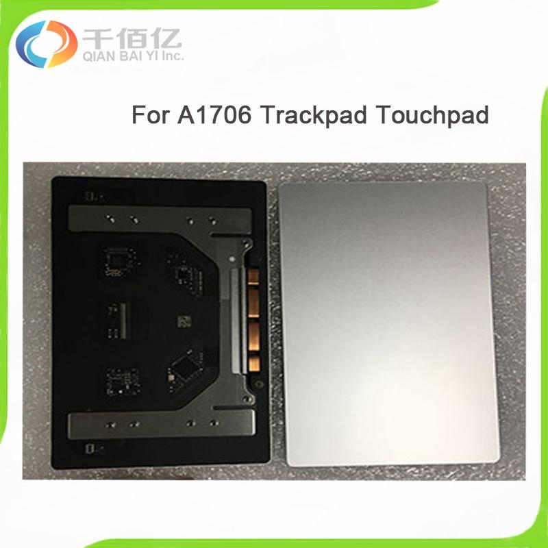 Nuevo Trackpad Touchpad A1706 Original para Macbook Pro Retina 13 pulgadas A1706 plata 2016 año