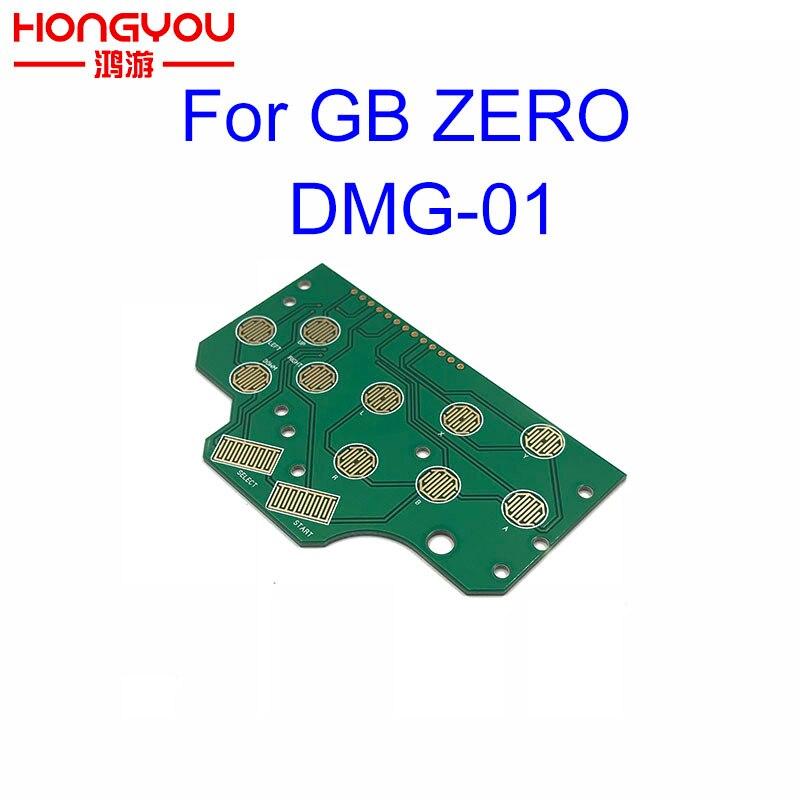 Voor Nintendo Game Boy Zero DMG-01 Knop Pcb Moederbord Controller Card Gemeenschappelijke Grond Voor Raspberry Pi
