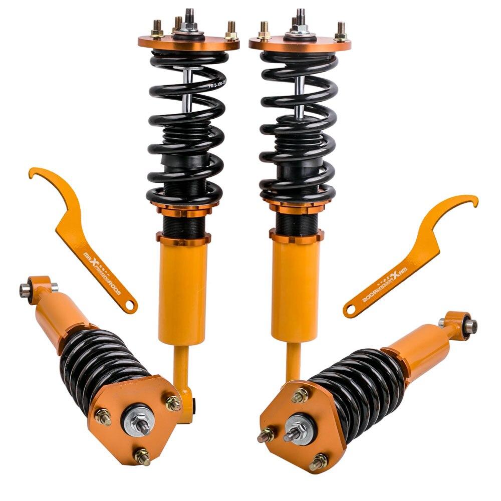 Kits completos Coilover para Lexus IS250/ IS350 GS350 / GS430 RWD amortiguadores 2006 2007 2008-2012 amortiguadores de suspensión Top