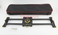 Famous Professional 60CM 100CM 80cm travel portable carbon fiber camera slider design video dolly track jib dslr rail diy dslr