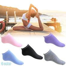 Yoga Sports Anti-skid Socks Yoga Candy Socks Yoga Special Cotton Breathable Bandage Socks Unisex Fit