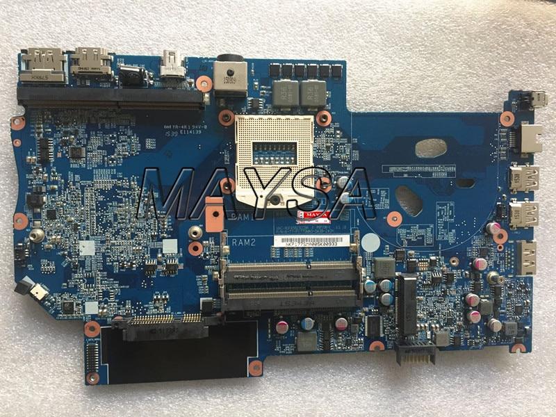 لوحة أم للكمبيوتر المحمول 6-77-p177SMA0-DA3B-2 لـ Hasee FOR Raytheon FOR CLEVO P177SMA اللوحة الأم 6-71-P15S0-DA3B 100% تم اختبارها على ما يرام