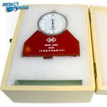 Профессиональный 8-50N измеритель напряжения из стальной сетки, тестер давления Newton, механический тенсометр для шелкографии