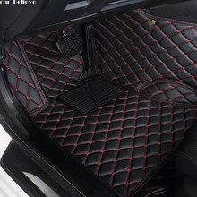 Car Believe car floor mats for volvo xc90 2008 s60 v40 s40 xc60 c30 s80 v50 xc70 xc40 accessories carpet rugs floor mat